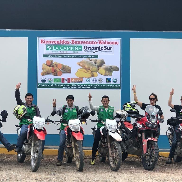 Social Tour Perù 2018